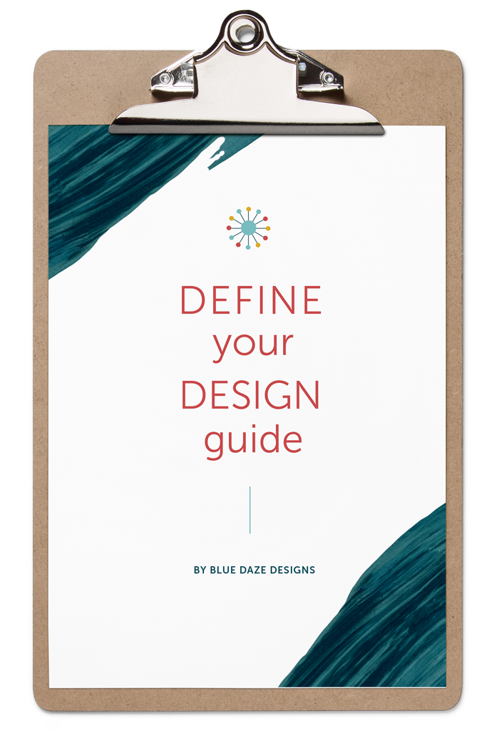 define your design guide clipboard