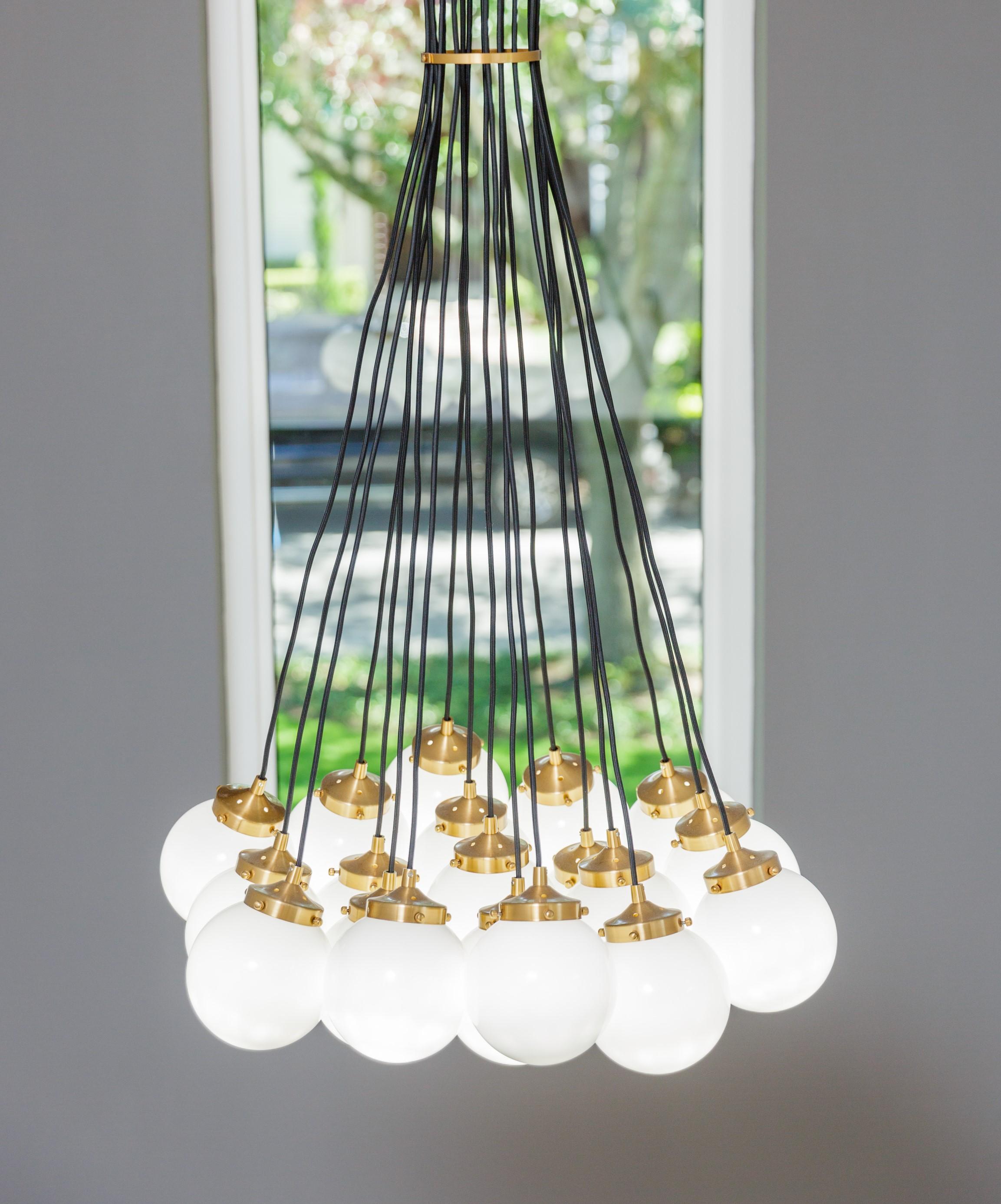 Grinnell Modern: Stairwell Light